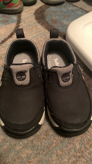 Baby timberlands and light up pumas for Sale in Orlando, FL