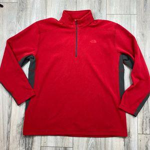 North Face 1/4 zip fleece pullover* men's xxl Great shape* lightweight for Sale in Spokane, WA