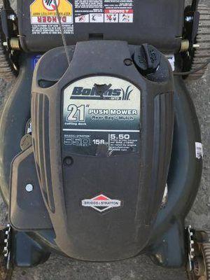 BOLENS 21'' 158cc Push Lawnmower for Sale in Auburn, WA