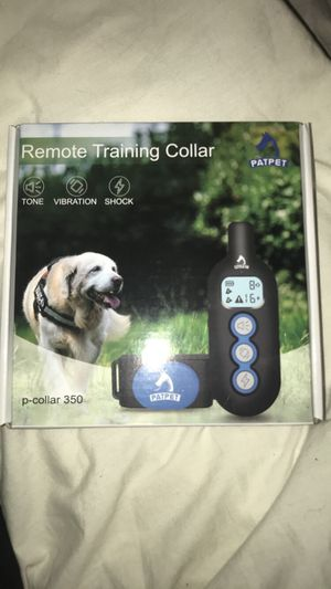 Training Collar for Sale in Newark, OH