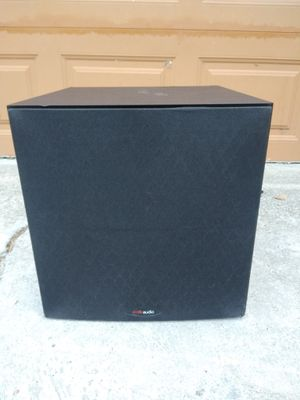Polk Audio PSW108 Powered subwoofer for Sale in Los Angeles, CA