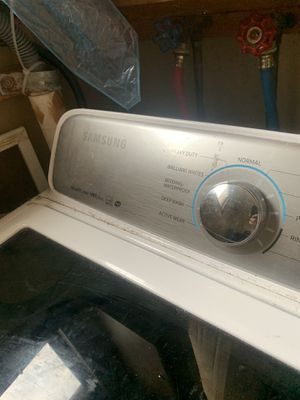 Samsung washer and dryer for Sale in Climax, MI