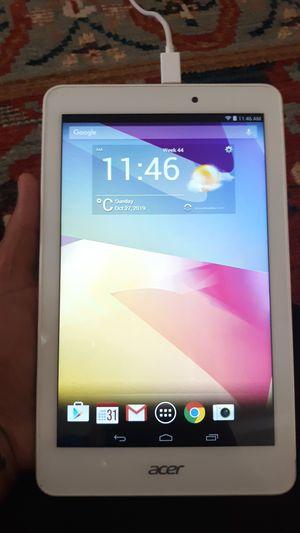 Acer tablet for Sale in Phoenix, AZ