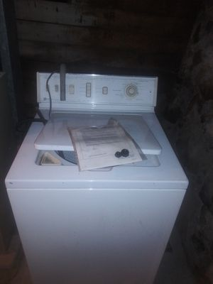 Maytag washing machine for Sale in Beverly, MA