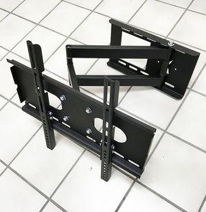 "New in box $30 Full Motion 23""-50"" TV Wall Mount Bracket 180 Degree Swivel Tilt, Max load 100Lbs for Sale in Monterey Park, CA"