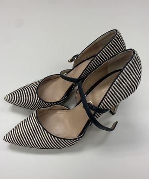 Banana Republic Striped Heels Mary Jane for Sale in Washington, DC