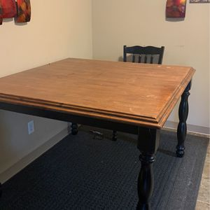 Kitchen Table With 4 Chairs for Sale in Vancouver, WA