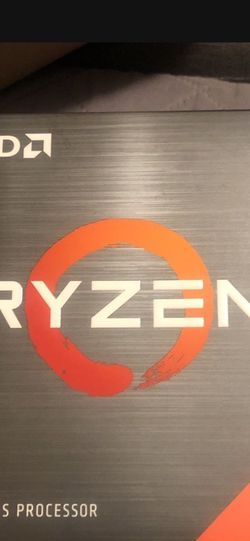 AMD Ryzen™ 5 5600X 6-core/12-thread Desktop Processor for Sale in Montebello,  CA