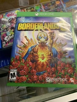 Borderlands for XBOX ONE *I Buy-Sell-Trade-Repair Games and Consoles* for Sale in Moreno Valley, CA