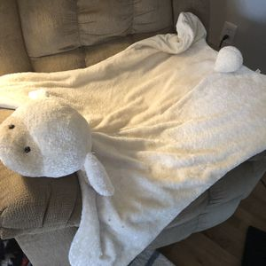 Ultra Soft And Plush Baby Blanket By Gund for Sale in Greenville, SC