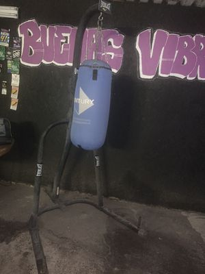 Punching Bag and Stand for Sale in Oakland, CA