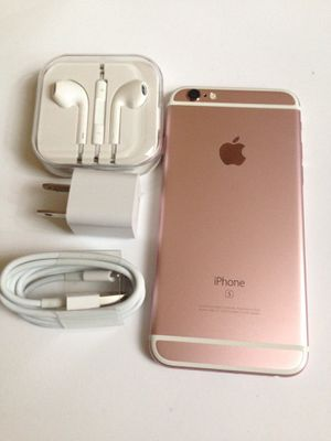 Unlocked iPhone 6s,excellent condition for Sale in Vienna, VA