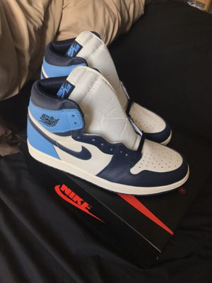 Obsidian air Jordan one size 10 1/2 for Sale in Monrovia, CA