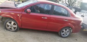 2006 Chevrolet aveo parts for Sale in Houston, TX