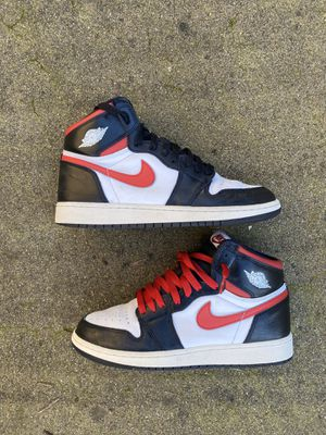 Air Jordan 1 Gym red size 7Y Og box and laces for Sale in Roseville, CA