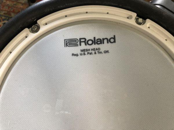 Roland Electronic Drum Set