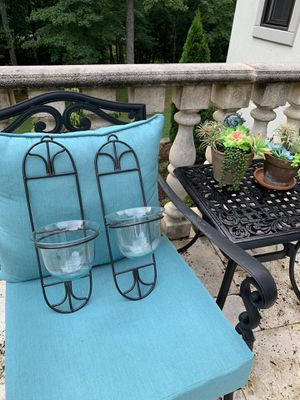Beautiful Outdoor Candle Holders or Planters for Sale in Wake Forest, NC