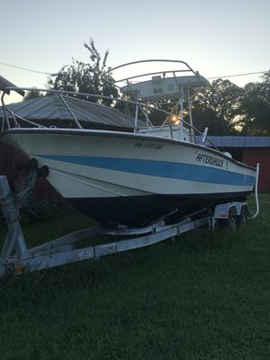 1981 Hydra Sport Fishing Boat! WITH TRAILER! LOWER PRICE! for Sale in Amelia Court House, VA