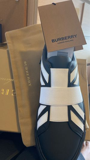 Burberry sneakers for Sale in Collingdale, PA
