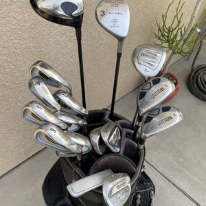 Men's Warrior Complete Golf Set for Sale in Chino, CA