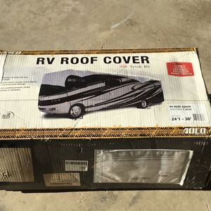 RV ROOF COVER for Sale in San Marcos, CA