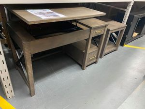 WEEKLY over 12 PAYMENTS~ Dexter Lift Top Desk for Sale in Independence, KS