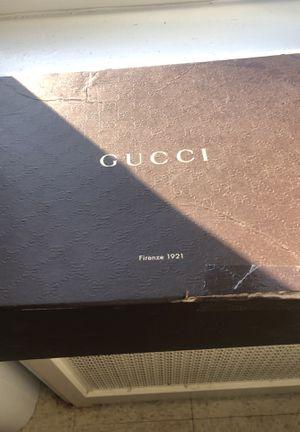 Gucci men's boots for Sale in Pennsauken Township, NJ