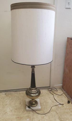 Stiffel lamp brass rare vintage 60s for Sale in Vallejo, CA