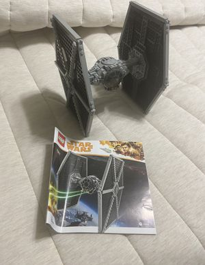 Lego Star Wars imperial tie fighter for Sale in Ringgold, GA