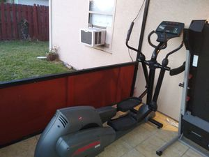Elliptical exercise machine for Sale in Port St. Lucie, FL