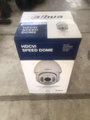 Surveillance security equipment all new in boxes. 2 video cameras, 1 video recorder, 1 video monitor for Sale in Miami, FL