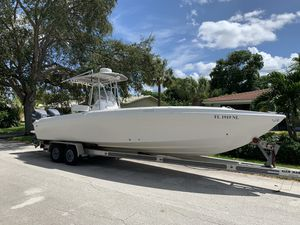 30ft scarab with twin Yamaha 300s for Sale in Pompano Beach, FL