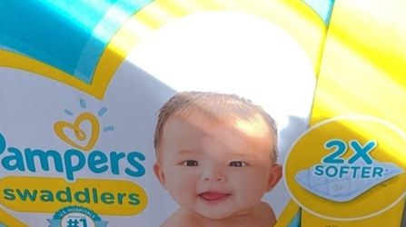 New Pampers size 2 148 diapers for Sale in Vancouver,  WA