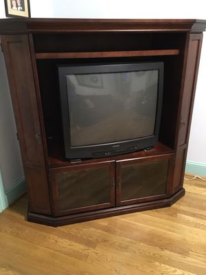 Cherry Entertainment Center for Sale in Lansdowne, PA