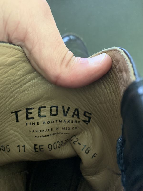 Men's Tecovas Caiman Roper Boots