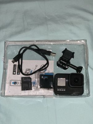GoPro HERO8 w/ accessories for Sale in Tampa, FL