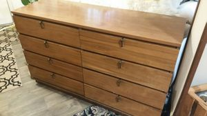 Johnson-Carper Walnut and Laminate Chest of Drawers, 1960s - $600 (Chaska) for Sale in Chaska, MN