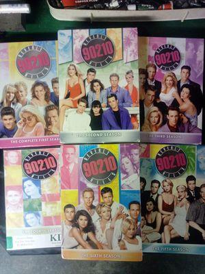 90210 Beverly Hills DVDs full season 1 through 6 for Sale in Johnson City, NY