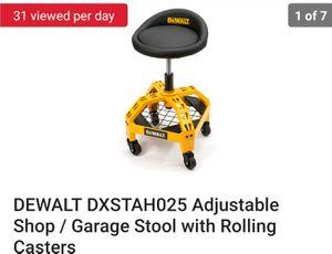 Dewalt Shop Stool for Sale in College Park, GA