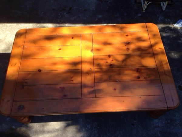 Wandplank Met La.Wood Table For Sale In Metairie La Offerup