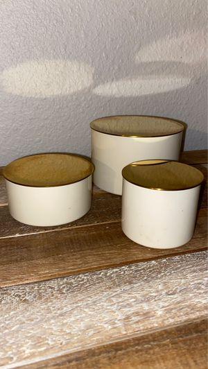 Decorate storage containers for Sale in Covington, WA