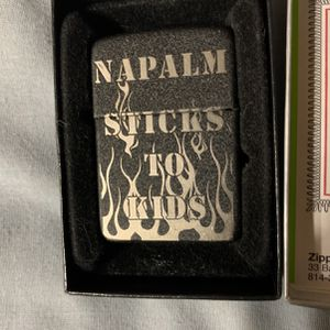 Rare Zippo lighter for Sale in Temecula, CA