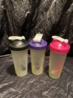 3 blender bottles for Sale in FL, US