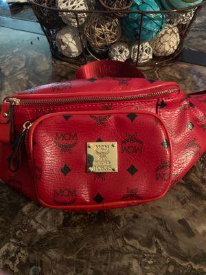 Mcm fanny pack for Sale in Rockville, MD