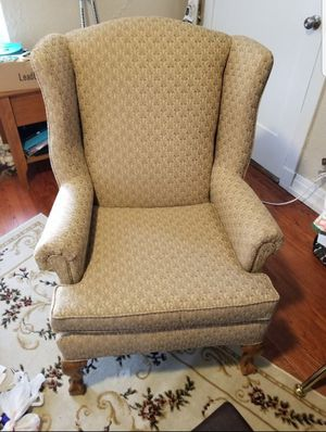 Wingback chair for Sale in Denver, CO