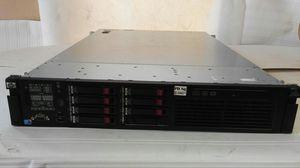9 HP DL380 G6 Proliant Servers, 24 GB RAM, 2.1 TB HDs, Rail Kit, DVD for Sale in Edgerton, MO