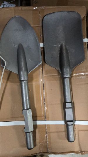 """2pc shovel for demolition jack hammer 1-1/8"""" hex shank for Sale in Rowland Heights, CA"""