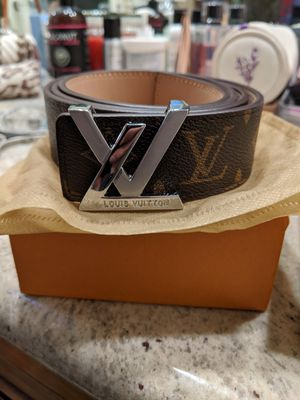 BRAND NEW LV DESIGNER BELT ➡️ SIZE-115 for Sale in Folsom, CA