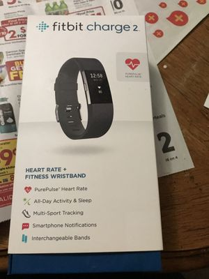 Fitbit charge 2 for Sale in Pittsburgh, PA
