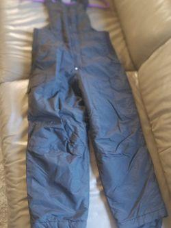 Kids Boy Or Girl Snow Pants / Ski Pants / Bibs Size Medium Shiraki for Sale in Everett,  WA